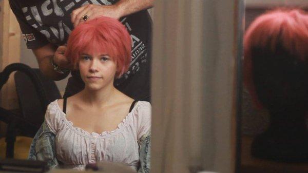 [MàJ] La perruque d'Aelita dans Code Lyoko Evolution en vente sur e...