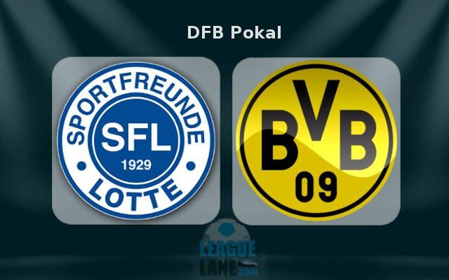 Judi Online Tanpa Deposit Sportfreunde Lotte vs Borussia Dortmund