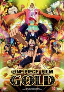 ONE PIECE GOLD 2016 en Streaming VF HD Complet
