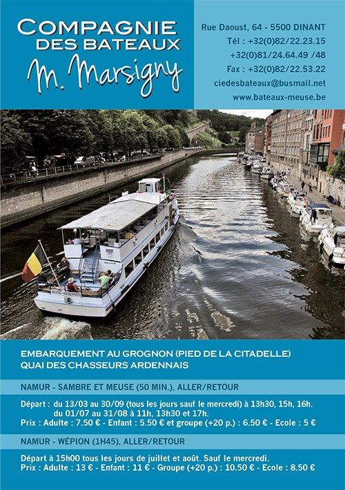 ..::Namur Office du Tourisme - Porte des Ardennes::..