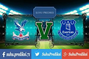 Prediksi Bola Crystal Palace Vs Everton 18 November 2017