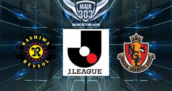 Prediksi Kashiwa Reysol vs Nagoya Grampus 3 Oktober 2015