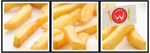 La frite est wallonne