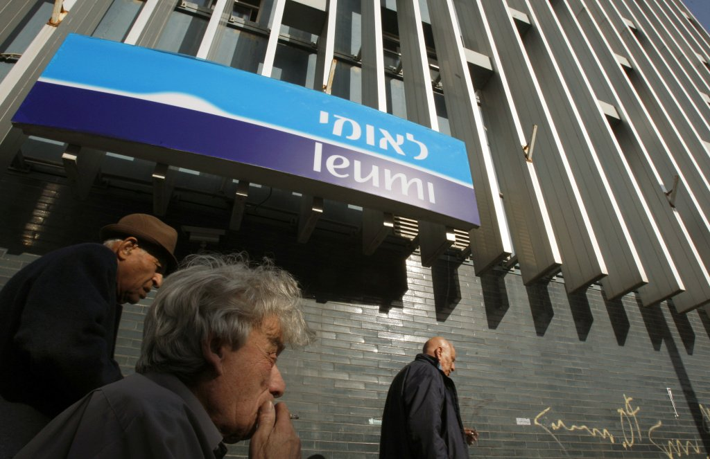 Israel's Bank Leumi to pay $400 million for U.S. tax settlement