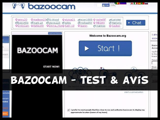 BazooCam - Présentation,Test et Avis