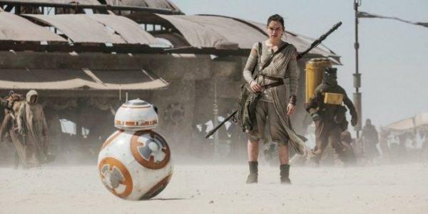 Sinopsis Star Wars: The Force Awakens