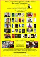 Un congrès antisémite à Bruxelles