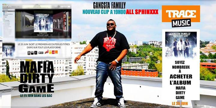 Gangsta Familly-S.F.H Music Group