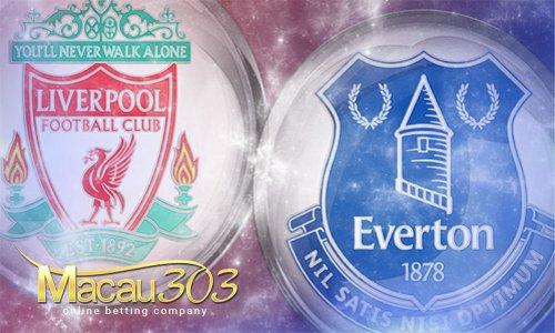Prediksi Judi Bola Liverpool vs Everton 1 April 2017