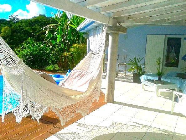 CHAMBRE D'HOTES GUADELOUPE ( demi-pension inclus ) - Guadeloupe, Zone DOM-TOM - Chezmatante.fr