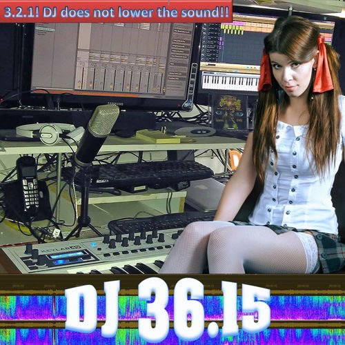 (35)3,2,1! DJ Does Not Lower The Sound !