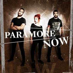 Paramore - Now Lyrics