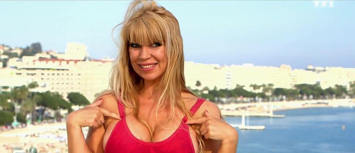 """Élisabeth, sosie de Pamela Anderson nue dans Ninja Warrior : """"La production m'a félicitée"""""""