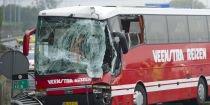 Pays-Bas: plus de 30 blessés dans un accident impliquant trois autocars