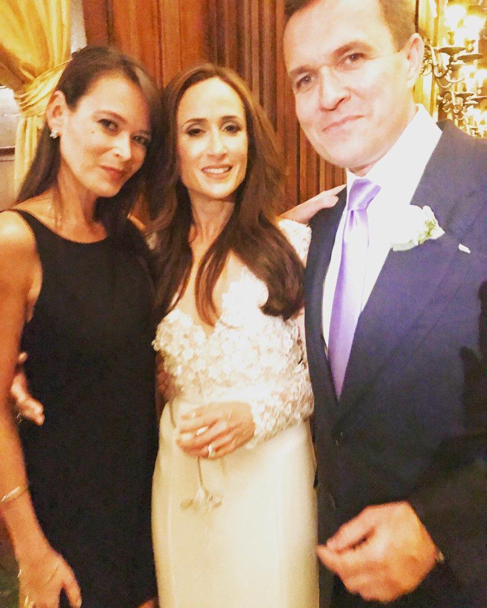 MARIAGE DE GREG ET JUDITH KELLY  A NEW YORK