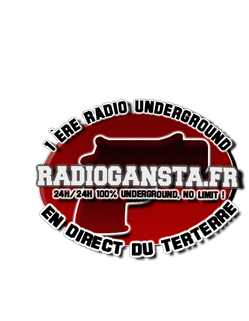 Player Radio - RadioGansta, la radio 100% underground, no limit !