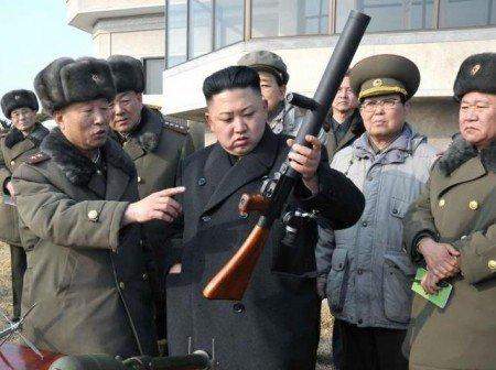 La Corée du Nord menace le monde d'une guerre nucléaire : terrifiant mais réaliste - Module mère comment va la Belle Bleue ?