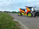 MachG Malossi Big Bore 86cc - Projets Tuning - Forum Scooter System