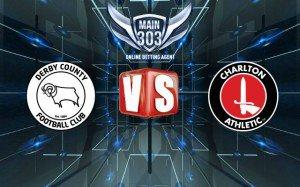 Prediksi Derby County vs Charlton Athletic 25 Februari 2015
