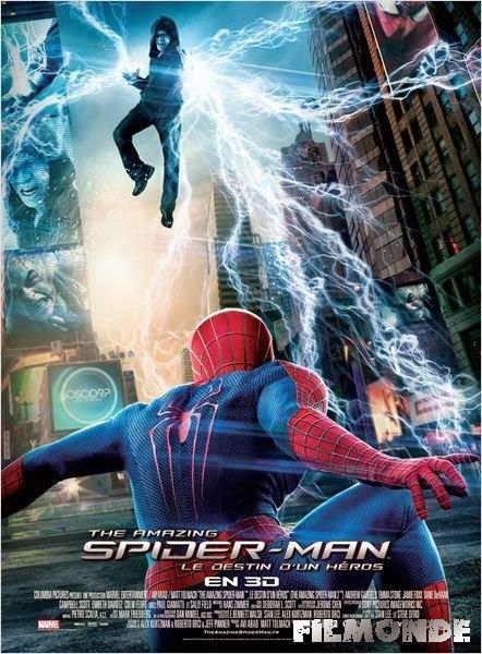 The Amazing Spider-Man : le destin d'un Héros en streaming - Film en streaming vk 2014