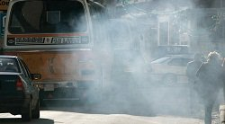 Traffic pollution makes our kids unsocial by nature