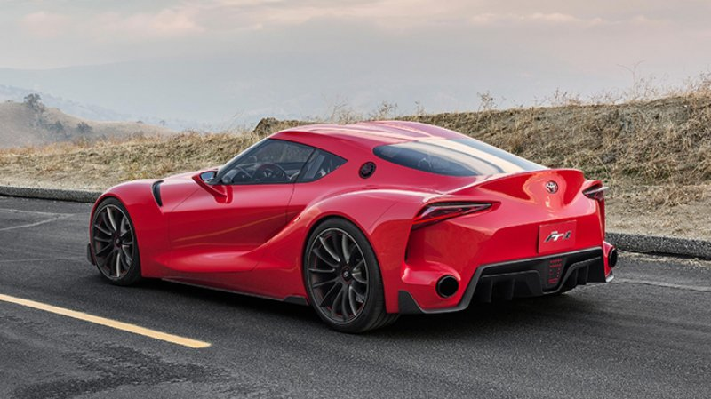 New Supra comes with a manual transmission and a Toyota engine