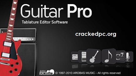 Guitar Pro 7 Crack + Keygen [Mac-Win] INCL License key Free Download