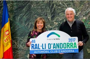 Les 16 et 17 septembre 2017, le 46ème rallye de voitures anciennes se tiendra à Andorre la Vieille | ALL ANDORRA