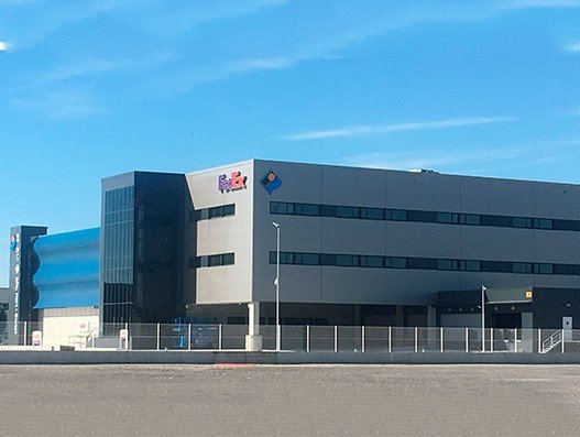 FedEx Express opens new Barcelona facility   Supply Chain