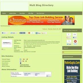 Mutt Blog Directory - schoolanduniversity,online education
