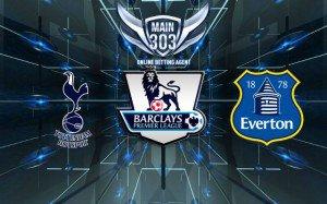 Prediksi Tottenham Hotspur vs Everton 30 November 2014 Premi