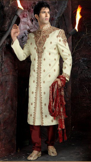 Indian Wedding Dresses, Wedding Sherwani, Indo Western Sherwani