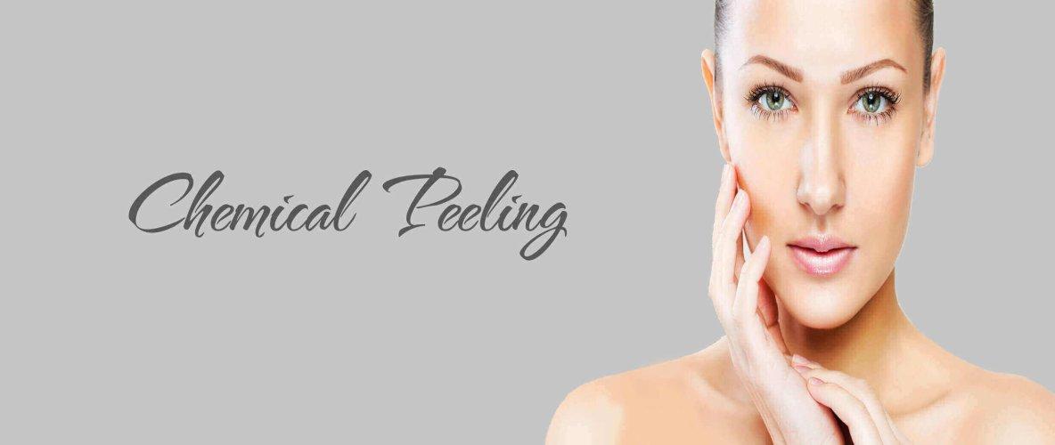 Chemical Peeling Treatment In West Delhi