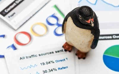 L`algorithme Penguin de google passe en version 3.0