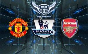 Prediksi Manchester United vs Arsenal 17 Mei 2015 Premier Le