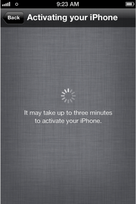 Apple's iPhone activation servers experience downtime