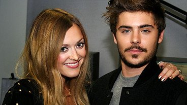 BBC Radio 1 - Fearne Cotton, Zac Efron!