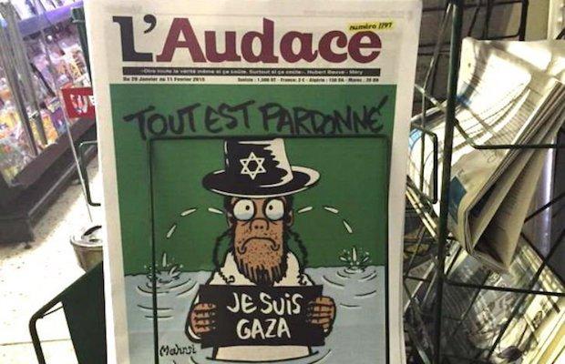 Un journal tunisien parodie Charlie Hebdo ... à sa manière Le Journal du Musulman