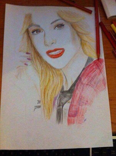 Ce dessin est trop beau blog de violetta 4 - Trop beau dessin ...