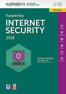 Kaspersky Internet Security 2016 Activation Code Serial Key