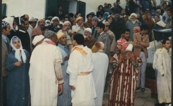 Sidi Ali Ben Hamdouch à Mghrassyine