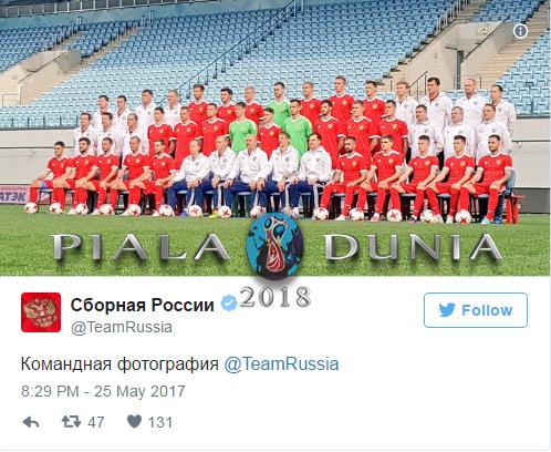 Persiapan Tuan Rumah Rusia Dalam Kompetisi Piala Konfederasi 2017 – Piala Dunia 2018