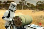 Un Stormtrooper parcourt 4000 km pour une bonne cause