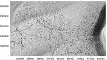 Images Lidar de la forêt d'Argonne