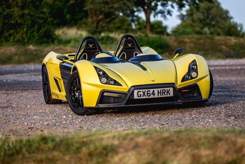 ex-McLaren engineers finally producing Elemental Rp1