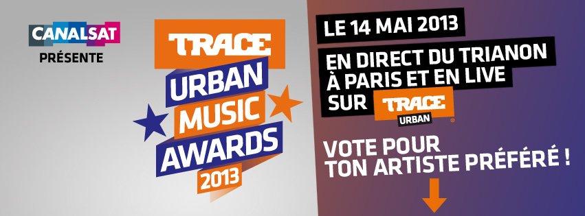 Vote ZAHO Trace Urban Music Awards