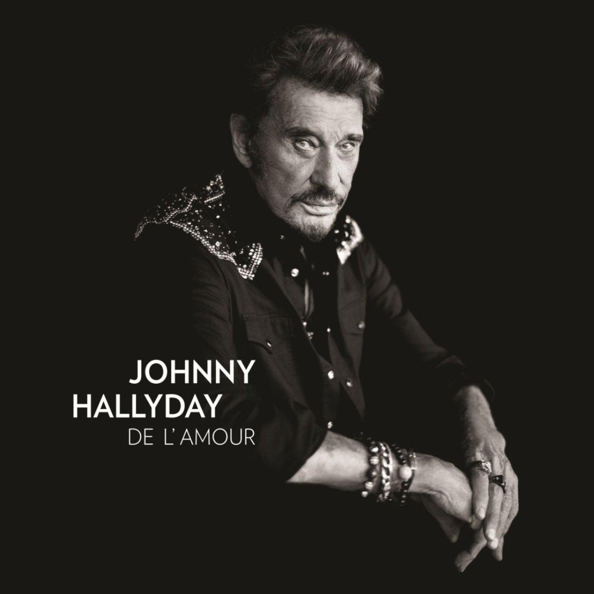 Johnny Hallyday annonce «De l'Amour», son 50e album studio
