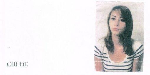 Appel � t�moin pour retrouver Chlo�, 15 ans, disparue depuis vendredi
