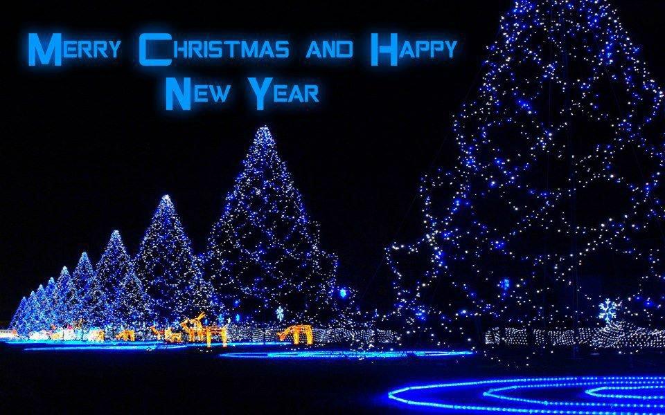 Joyeux noel et bonne et heureuse année  ! - Merry Christmas and happy new year !