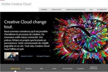 Creative Cloud d'Adobe: quelles nouveautés pour la création web?